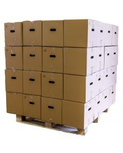 Brennholz in Kartons Buche/Esche